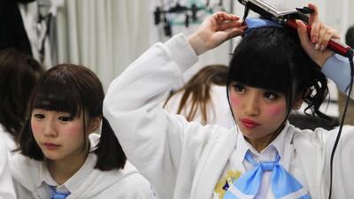 Des écolières à vendre au Japon