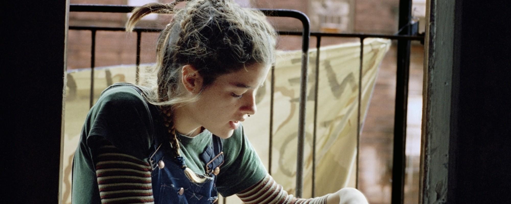 Ιδιαίτερα Punk Πορτραίτα Καταληψιών του Lower East Side από την Δεκαετία του '90