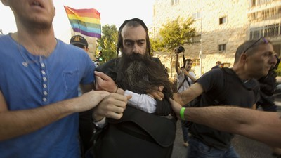 Jerusalem Gay Pride Parade Stabbing Suspect Identified as 2005 Attacker
