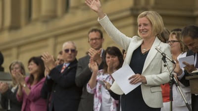 Will Alberta's NDP Government Try to Save the Planet or the Economy?