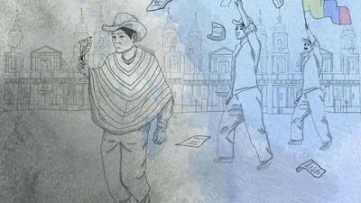 El Forrest Gump colombiano en la Independencia de Colombia: la nueva novela de Juan Álvarez