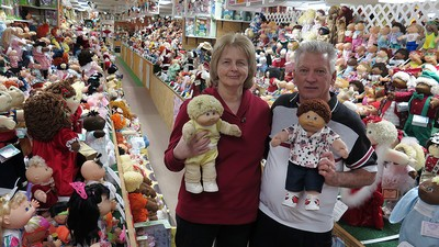 You Can Buy the World's Largest Collection of Cabbage Patch Kids For Just $360,000