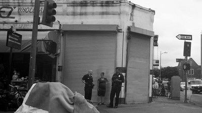 Policing Synthetic Marijuana on LA's Skid Row