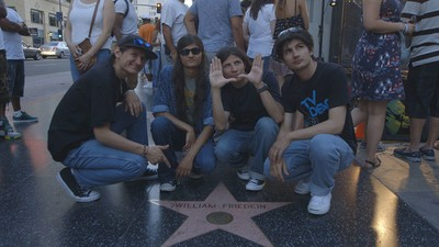 The Wolfpack Goes to Hollywood