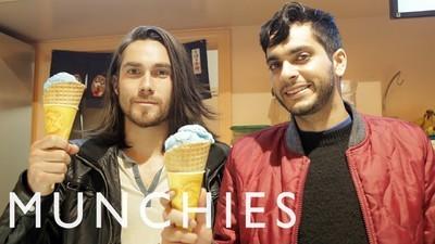 Bong Appetit: Înghețată cu canabis