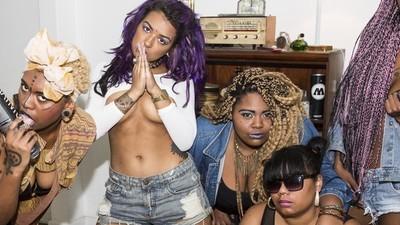Een Tumblr vol naakt voor de vrouwenzaak
