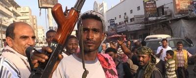 Die Belagerung von Aden