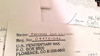 Ich habe mit fast 50 Mördern und Serienkillern Brieffreundschaften gepflegt