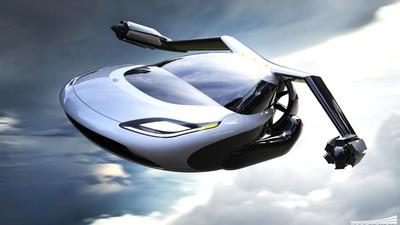 În curând vei avea o mașină zburătoare în garaj