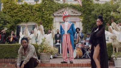 Kendrick Lamar Just Released a Video for 'For Free?'