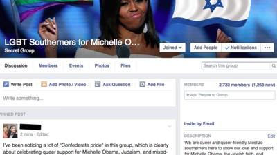 Hoe ik een extreemrechtse facebookgroep infiltreerde en er een LGBT-pagina van maakte