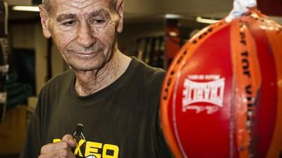 Sesenta años enseñando a dar puñetazos en un ring
