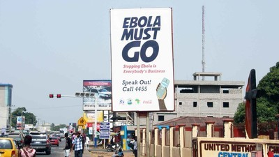 The Race to Zero: Looking for the Last Ebola Patients in Liberia
