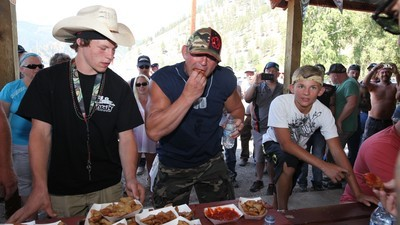 Having a Ball (or Two) at the Montana Testicle Festival