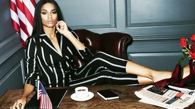 Moda: Si Ciara fuera presidente