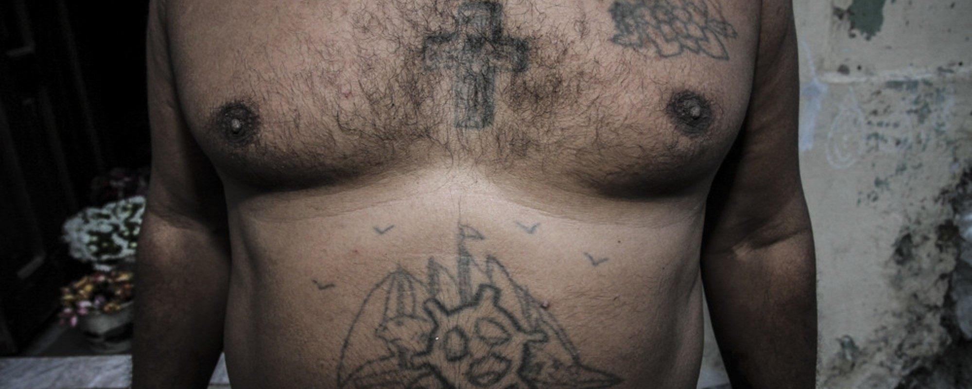 Fotografii cu tatuaje ilegale cubaneze