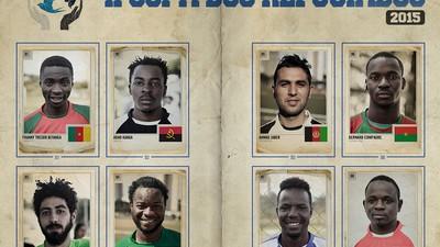 Álbum de Figurinhas da II Copa dos Refugiados