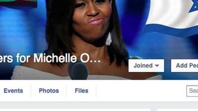 Como me Infiltrei num Grupo de Orgulho Branco no Facebook e o Transformei em 'Sulistas LGBT Admiradores de Michele Obama'
