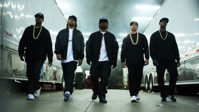 Watch an Exclusive First Look at 'Straight Outta Compton'