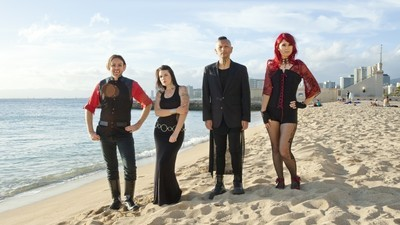 A Place in the Sun: The Goth Scene in Hawaii
