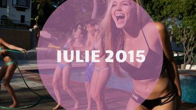 Cea mai bună muzică românească din iulie 2015
