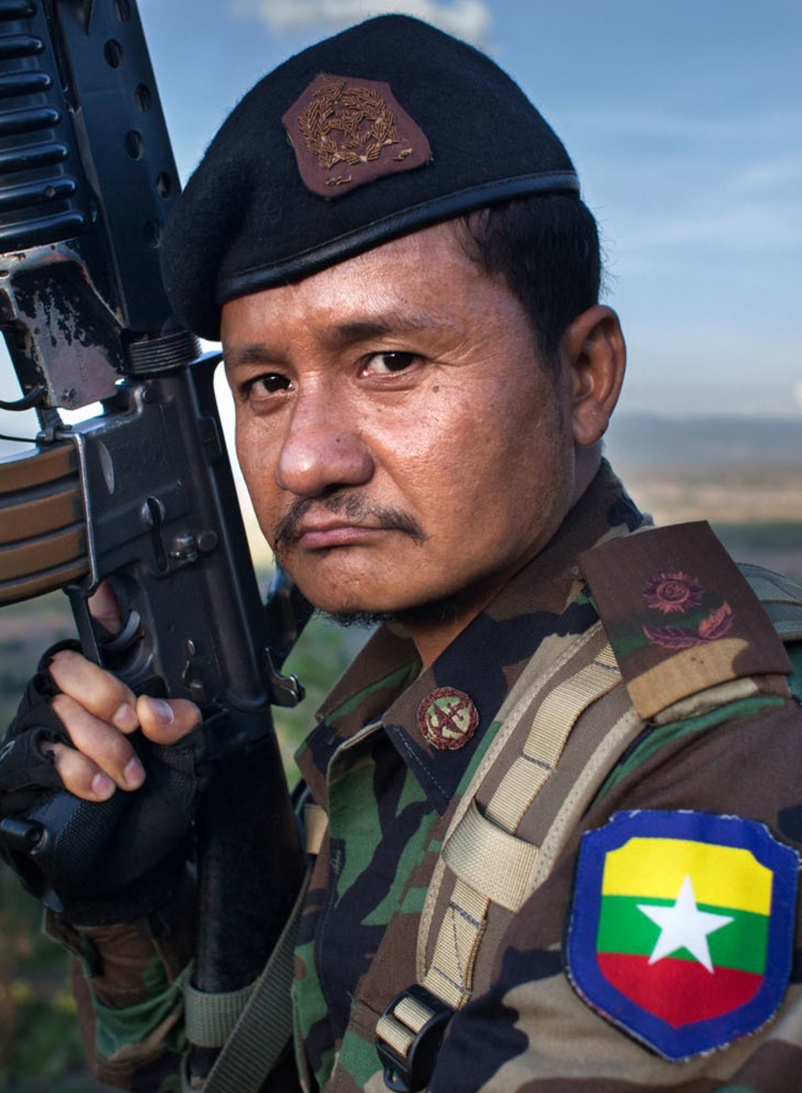 De cultuurschok van een Brabander in Myanmar