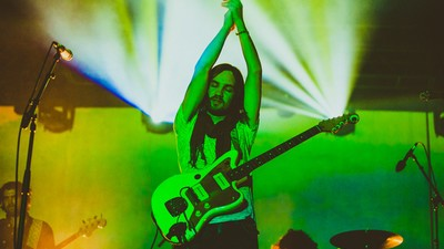 Life and Death and Tripping Balls: Talking to Tame Impala Fans in a Cemetery