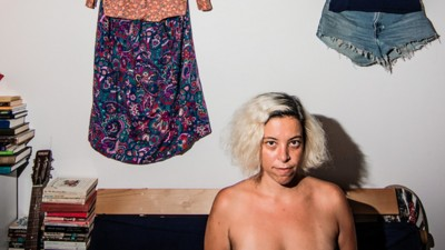 Sara Erenthal's Journey From Ultra-Orthodox Jew to Nude Model and Artist