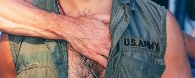Men Who've Served in the Military Can Make a Killing As Escorts