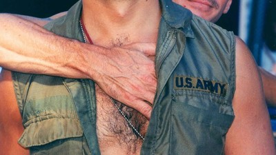 Men Who've Served in the Military Can Make a Fortune As Escorts