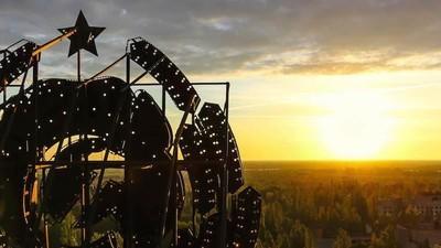Tsjernobyl, de perfecte vakantiebestemming