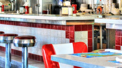 Greasy, Hungry, Powerful: What the American Diner Says About America
