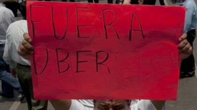 Masked Gunmen Abducted and Pistol-Whipped Uber Drivers in Guadalajara