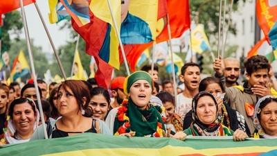 """""""Die PKK gehört zu uns"""""""
