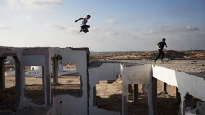 Parkour v Gaze