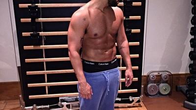 Programul de exerciții al lui Drake e de căcat