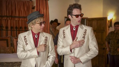 Watch the Trailer for 'Dronez' with Fred Armisen, Bill Hader, and Jack Black