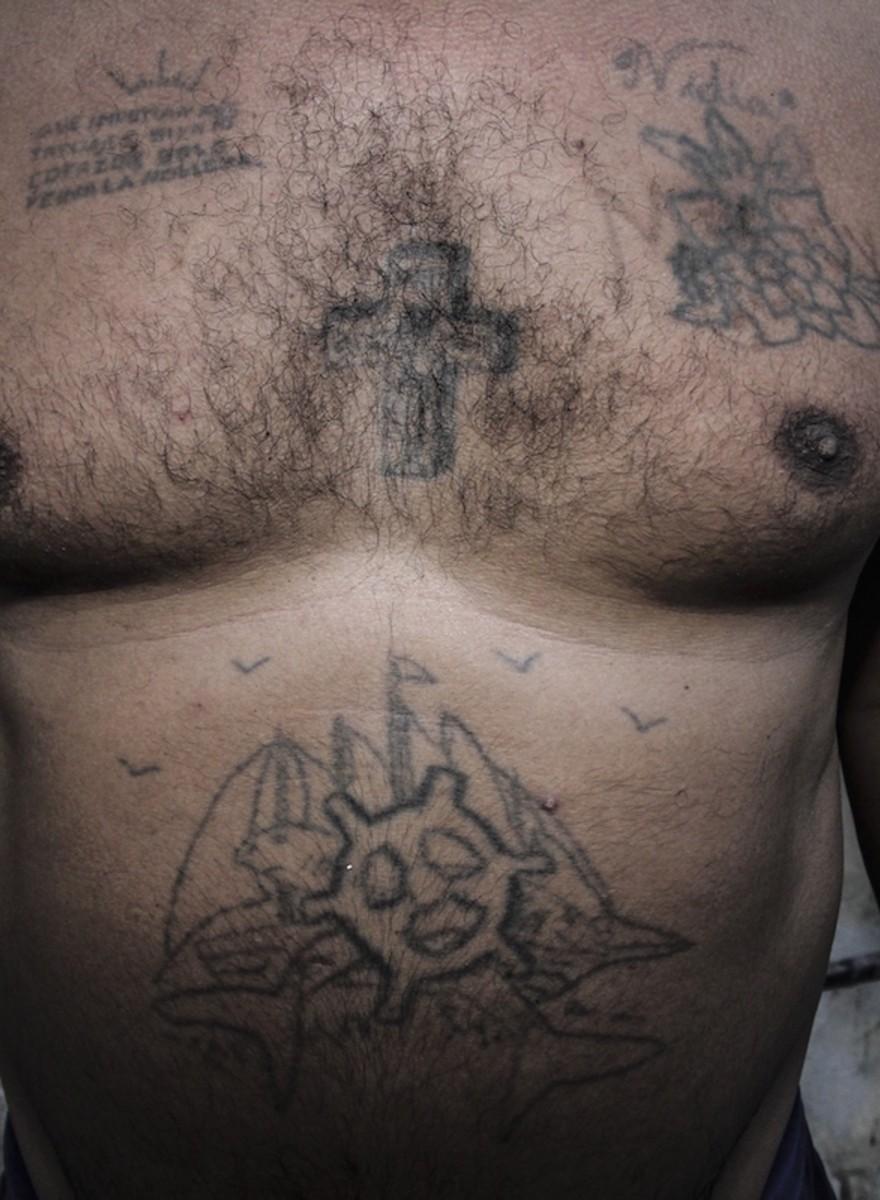 Illegale kubanische Tattoos