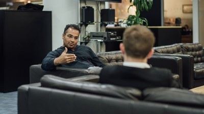 Talking to Krishnan Guru-Murthy About His Controversial TV Interviews