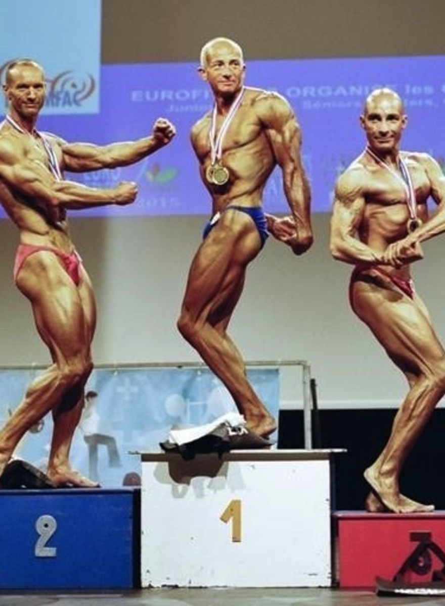 Inside the World of French Natural Bodybuilding