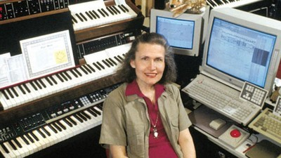 Wendy Carlos Is the Trans Godmother of Electronic Music