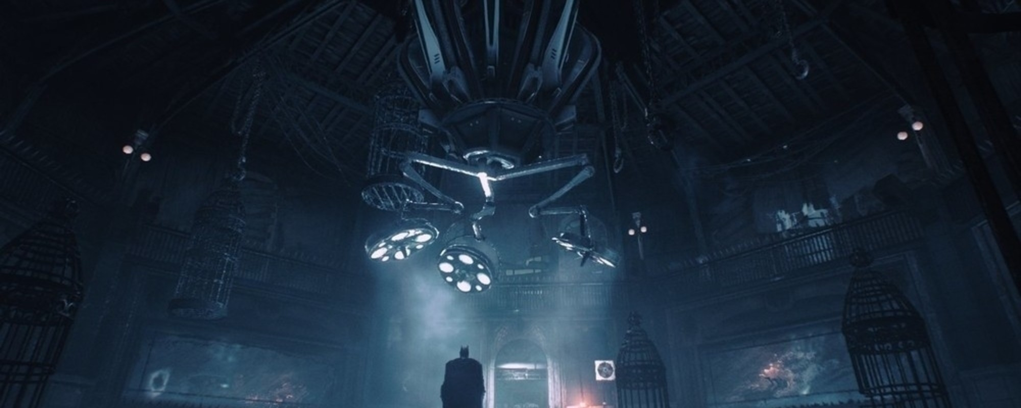 El hermoso universo de 'Batman: Arkham Knight'
