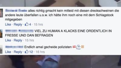 Die Kommentare zu unserem Polizeigewalt-Video – nach Dummheit sortiert