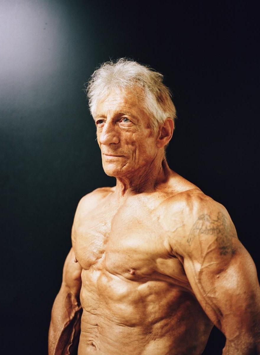 Foto's uit de wereld van het Franse natural bodybuilding