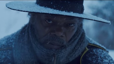 Watch Samuel L. Jackson Play an Ass-Kicking Cowboy in the New 'Hateful Eight' Trailer