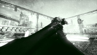 The Minutiae and the Multiverse: Photographing the Gotham of 'Batman: Arkham Knight'