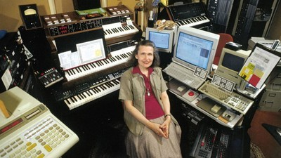 Wendy Carlos: Godmother of Electro Music and Badass Trans Woman