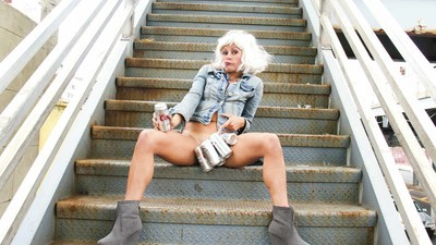 Comedian Adrienne Truscott Talks About Nudity and Moving on from the Rape Joke