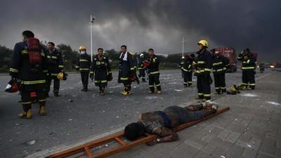 La Chine après l'explosion