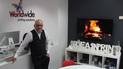 We Met the Sydney Designer Who Invented the Fireplace DVD
